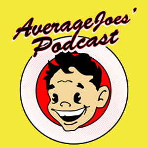 Average Joes' Podcast Logo