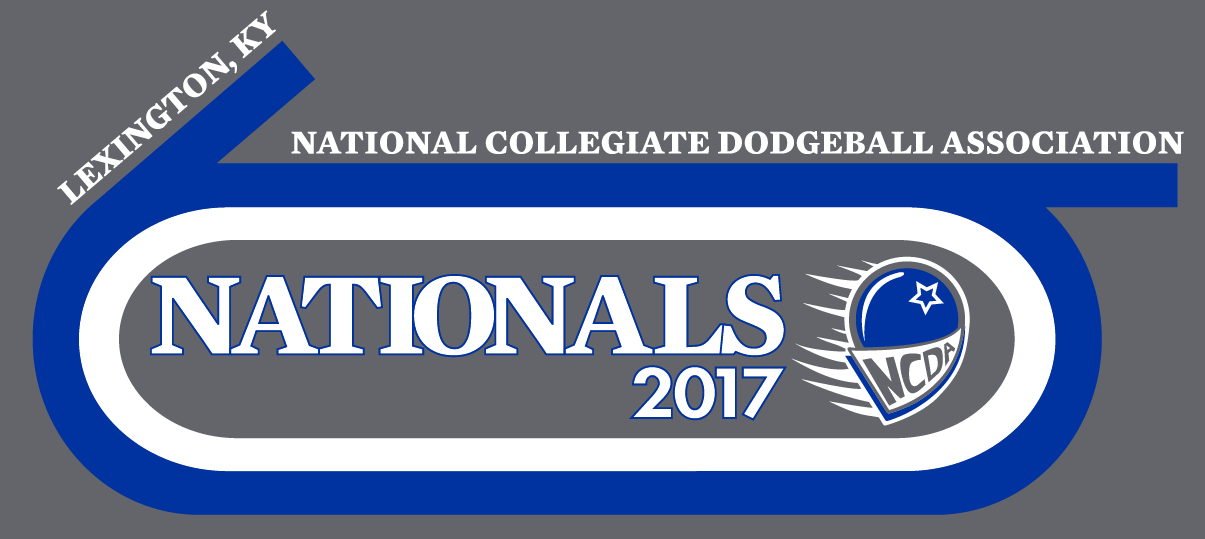 Nationals 2017 Logo + Shirt design