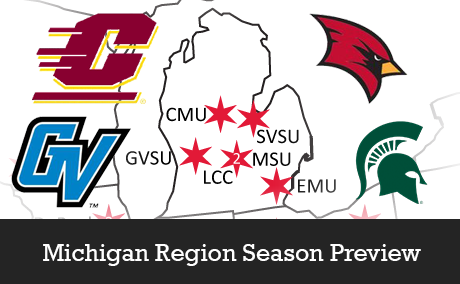 Michigan Region Season Preview