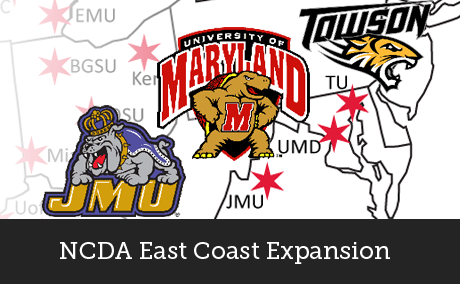 U of Maryland – 3 Teams join the NCDA