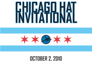 Another DePaul Product The Chicago Hat Invitational Logo Is A Hidden Gem In Business Simple Using Flag With Dodgeguy