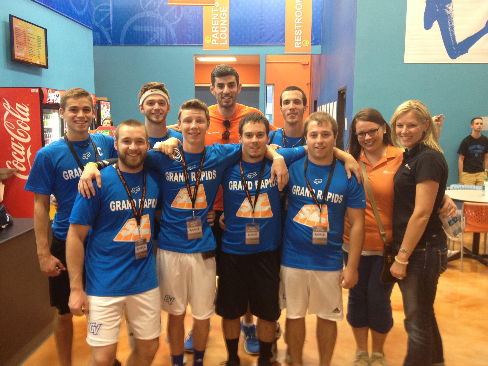 Dodgeball team