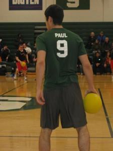 MVP for the Michigan Region: Michigan State's Eric Paul