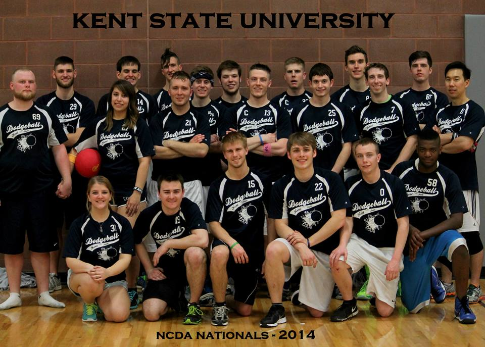 """Kent State was the top team in the """"Ohio Region""""."""