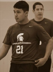 Noe Galaviz's MSU team limped to the finish line at the end of the first semester, with losses to GVSU and CMU on their home court.