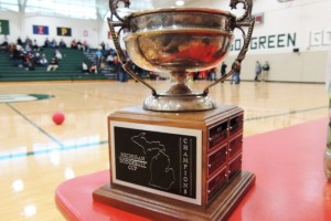 On Feb. 27th, four schools will battle it out in the most anticipated Michigan Dodgeball Cup of all-time.