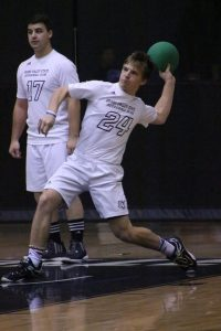 Sam Stockdale and GVSU continued their win streak with victories over CMU and SVSU at the Gauntlet.